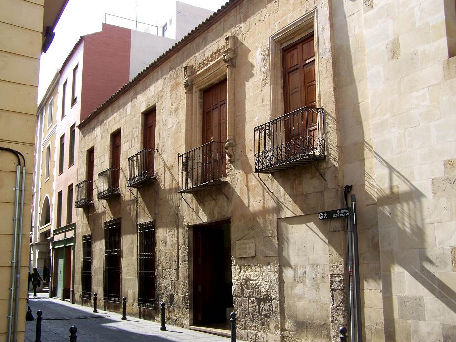 Casa de la Fecha Fachada
