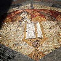 mosaico La Mangrana