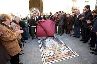 Mosaico Plaza Baix