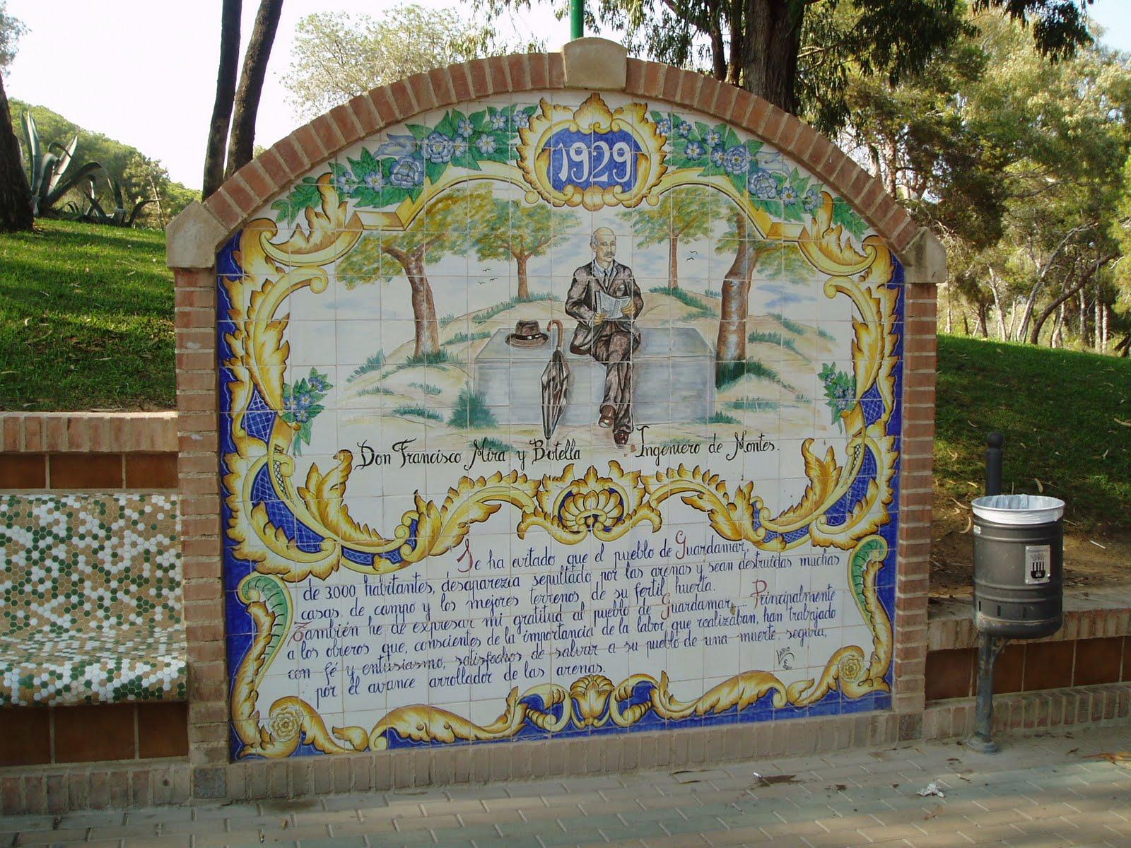 mosaico francisco mira