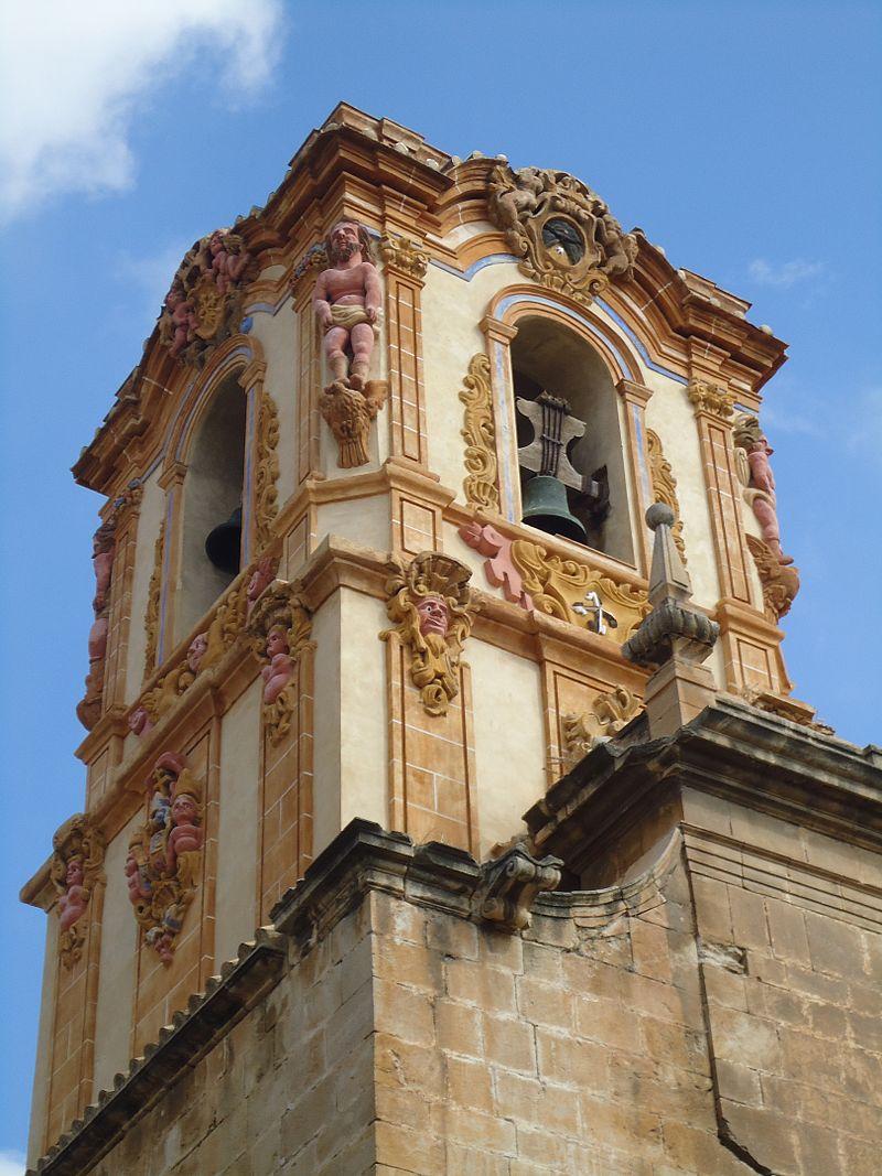 Torre Sto Domingo