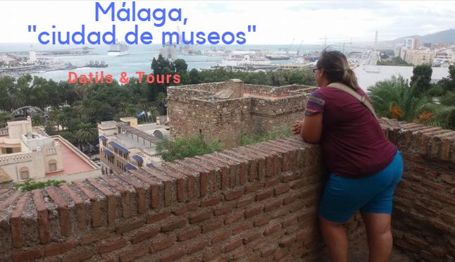 Una ruta por los museos de Málaga. – Datils & Tours, Travel