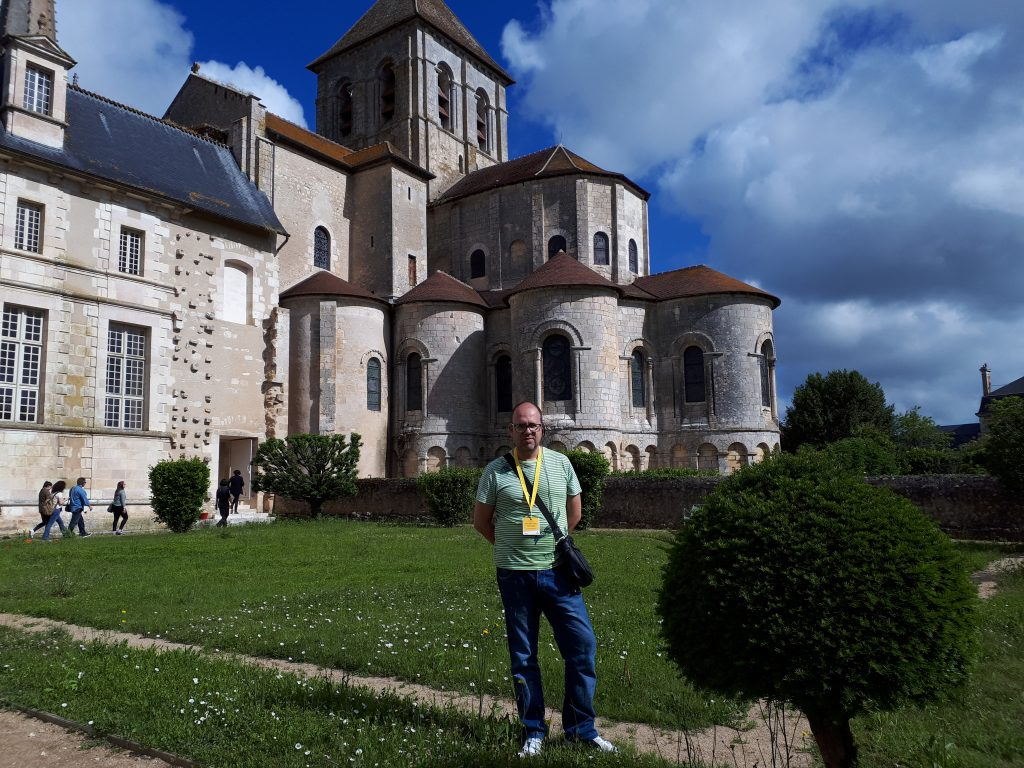 abadía de Saint Savin