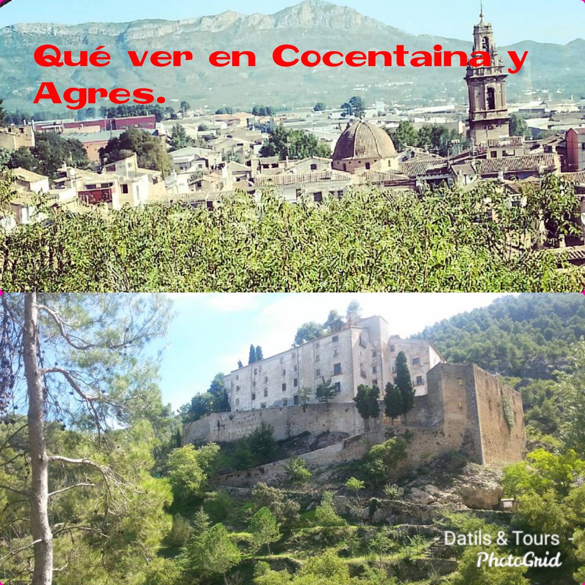 Qué ver en Cocentaina y Agres