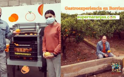 Gastroexperiencia en Borriana