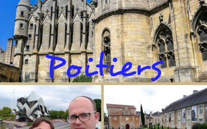 Poitiers, ciudad milenaria y vanguardista
