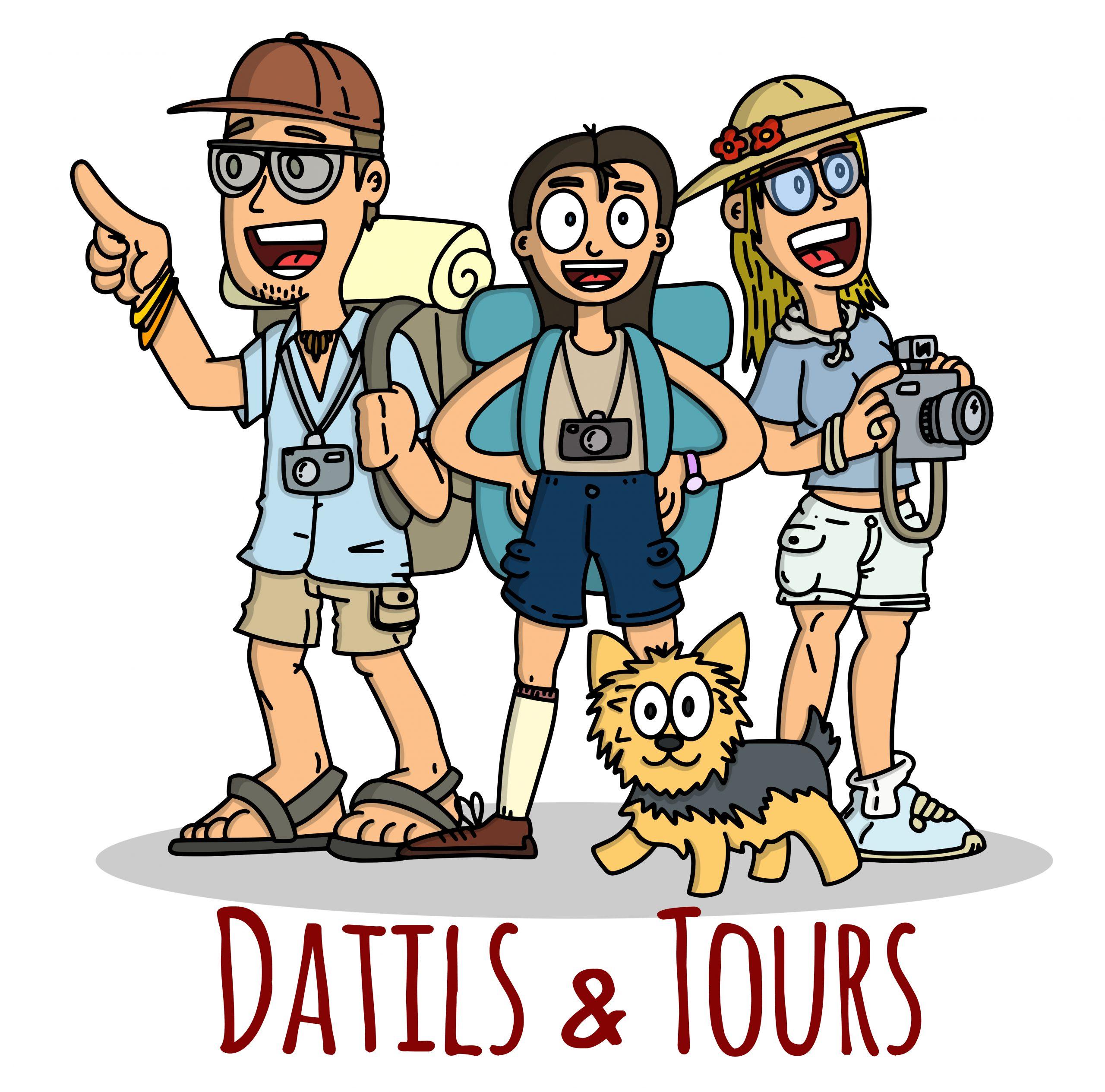 Datils & Tours cambia de imagen
