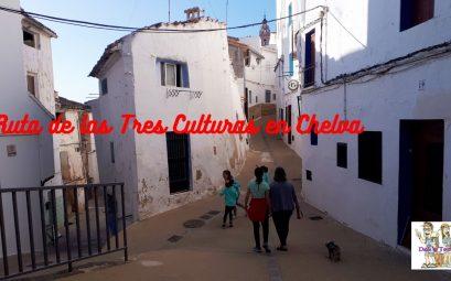 Ruta de las Tres Culturas en Chelva